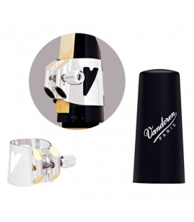 Ligature clarinette bass VANDOREN Optimum 1