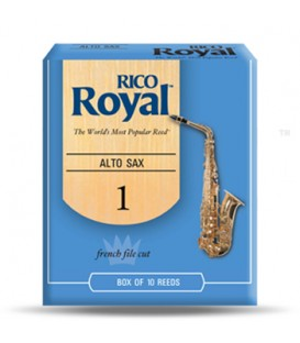 Anches saxophone alto RICO Royal 1