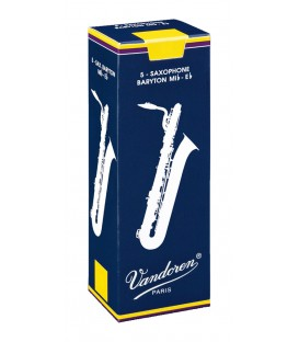 Anches saxophone baryton VANDOREN Traditionnelle 1