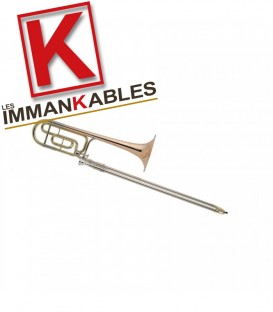 Trombone complet KING 2104F Legend 4BF